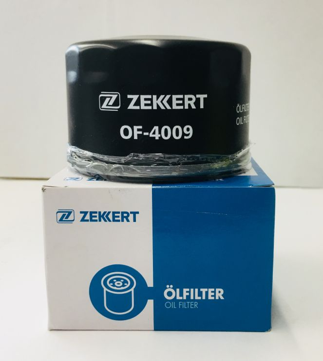 Фильтр масляный w75/3 ан.of-4009 Zekkert
