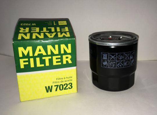 Фильтр масляный W7023