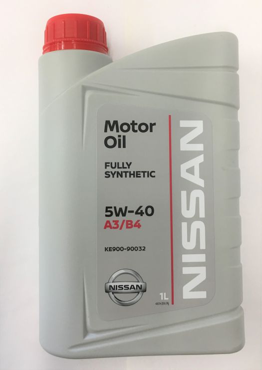 Масло моторное Nissan 5W-40 1 л KE900-90032