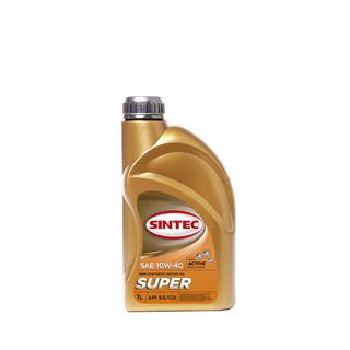 Масло моторное Sintec 10W-40 1 л 801893