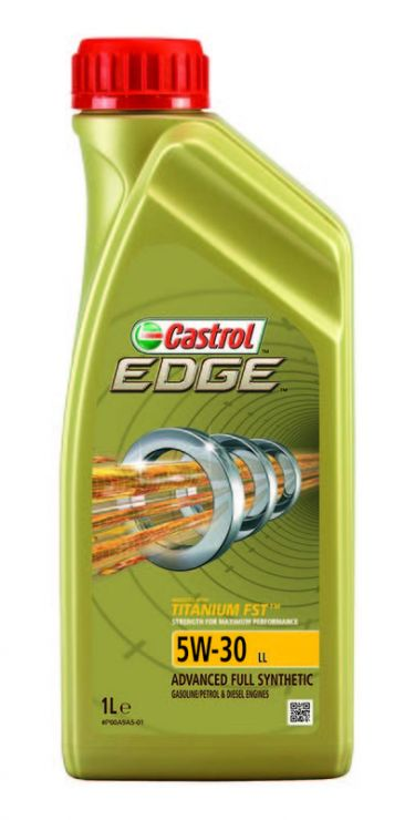 Масло моторное Castrol EDGE 5W30 LL 1л