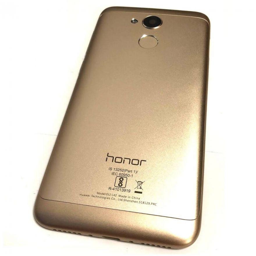Задняя крышка (корпус) для Huawei Honor 6A в сборе с отпечатком пальца (Original)