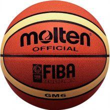 Баскетбольный мяч Molten GM6 размер 6
