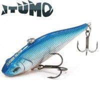 Воблер Itumo Clacker 75S 75мм / 21 гр / цвет: 55