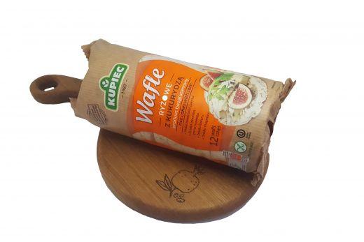Хлебцы Kupiec рисовые с кукурузой 120г