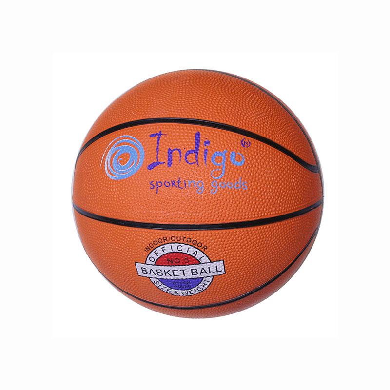 Мяч баскетбольный №3 INDIGO TBR-7300