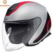 Шлем Schuberth M1 Pro Triple, Красный