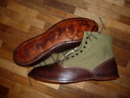 Скальные туфли горноегерских частей Германии периода ВМВ,  реплика. Под заказ.
