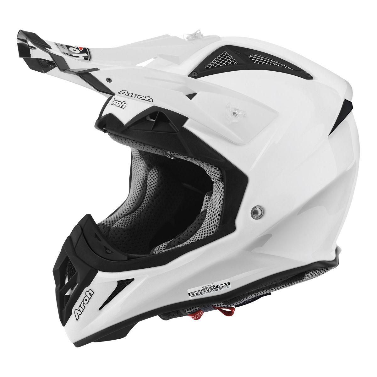 Airoh - Aviator 2.2 White шлем, белый