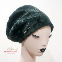 Папаха из каракульчи модная шапка купить Москва