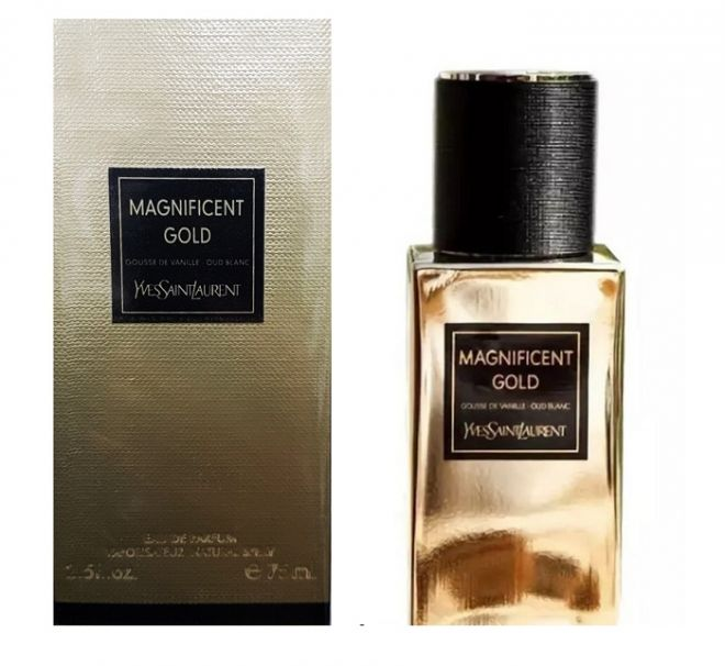 YSL  MAGNIFICENT GOLD