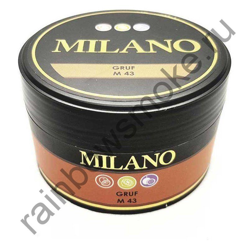 Milano 100 гр - M43 Gruf (Граф)
