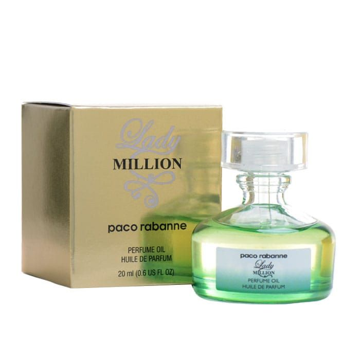 Масляные духи Paco Rabanne Lady Million 20ml AОЭ