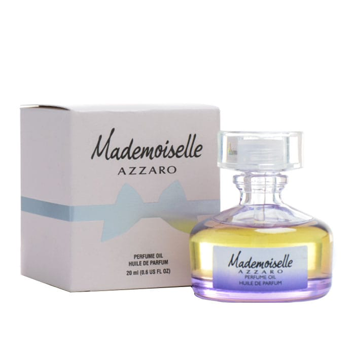 Масляные духи Azzaro Mademoiselle 20ml AОЭ
