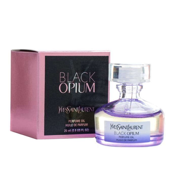 Масляные духи YSL Black Opium 20ml АОЭ