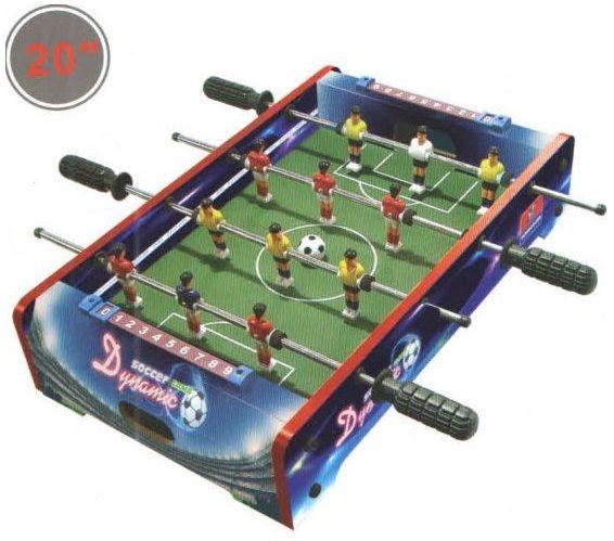 Мини футбол настольный кикер 51 (gdf50)