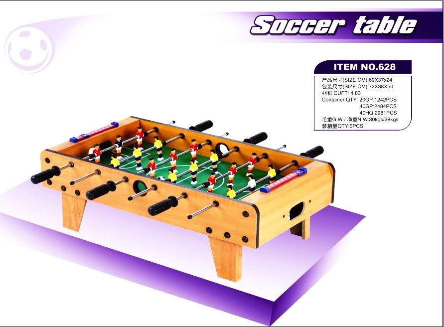 Weekend Настольный футбол (кикер) «Junior I» (69 х 36 x 20 см)