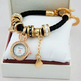 Винтажные часы - браслет Pandora