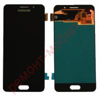 Дисплей для Samsung Galaxy A3 2016 ( SM-A310F ) в сборе с тачскрином