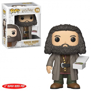 "Фигурка Funko POP! Vinyl: Harry Potter S5: 6"" Hagrid w/Cake 35508"