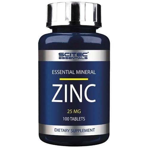 ZINC 25 МГ (100 табл.)