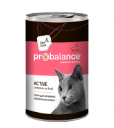 Probalance Active консервы для кошек ( 415г )