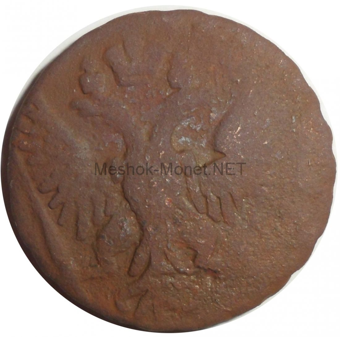Денга 1750 года # 1