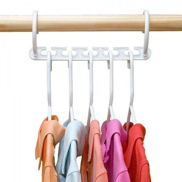 Вешалка для одежды Wonder Hanger (Уандер Хэнжер) (8 шт)