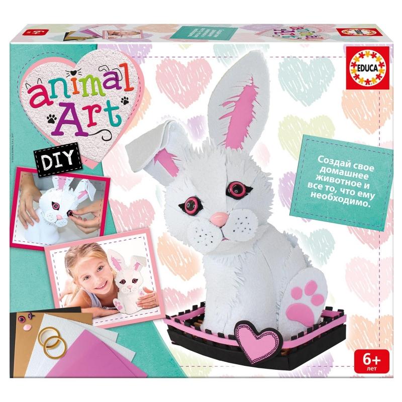 Домашний питомец - Кролик