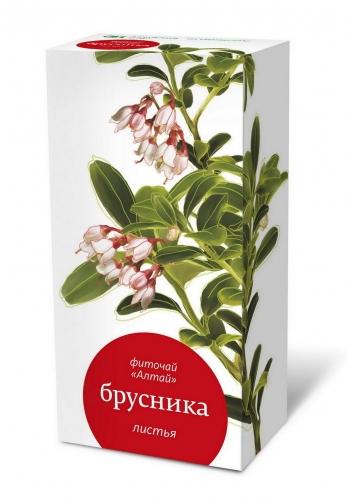 Фиточай «Алтай» «Брусника. Листья»