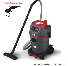 Пылесос профессиональный для работы с электроинструментом, сухой и влажной уборки Starmix uClean ARDL-1432 EHP 1,4 кВт 32л 016344
