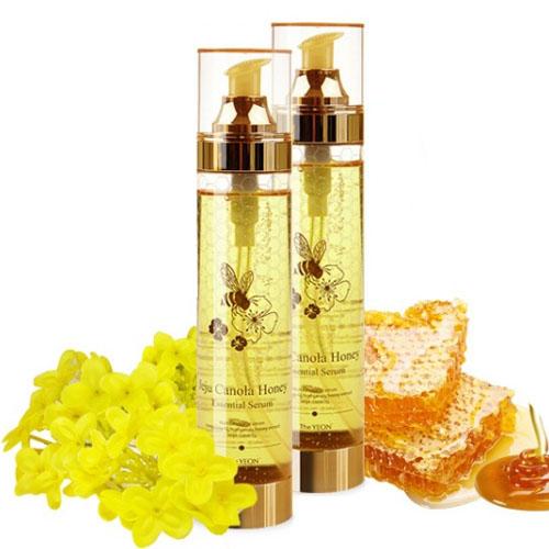 Сыворотка с экстрактом меда канола TheYEON Jeju Canola Honey Essential Serum 200мл