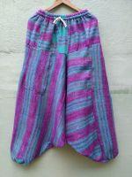 Зимние теплые штаны алладины (афгани). Индийское производство. Купить в интернет магазине