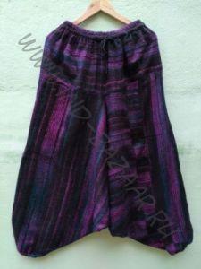 NEW! Зимние тёплые штаны афгани чёрного цвета, унисекс
