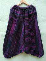 Зимние теплые штаны алладины (афгани). Индийские и непальские. Купить в интернет магазине