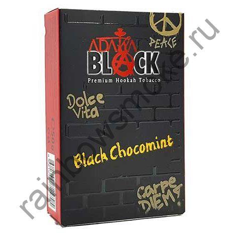Adalya Black 50 гр - Black Chocomint (Черный Шокоминт)