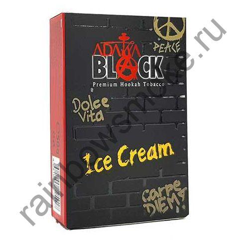 Adalya Black 50 гр - Ice Cream (Мороженое)