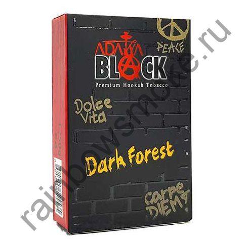 Adalya Black 50 гр - Dark Forest (Черный Лес)