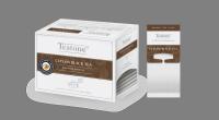 TEATONE Ceylon black tea, упаковка 150 шт.
