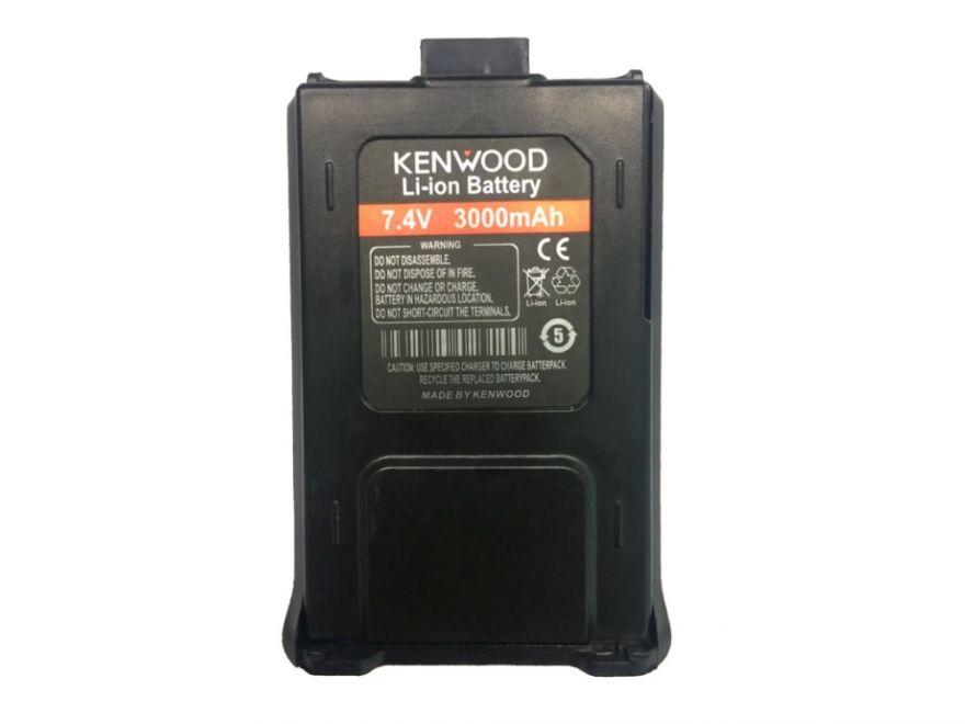 Аккумулятор рации Kenwood TK-F8 или TK-UVF8 (3000 мАч)