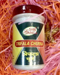 "Трифала чурна  ""Шри Ганга"", 100гр (Trifala churna Shri Ganga)"