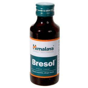 Сироп Бресол 100 мл - астма, бронхиты,аллергия