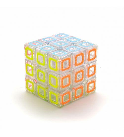 Кубик Рубика 3х3х3 Прозрачный