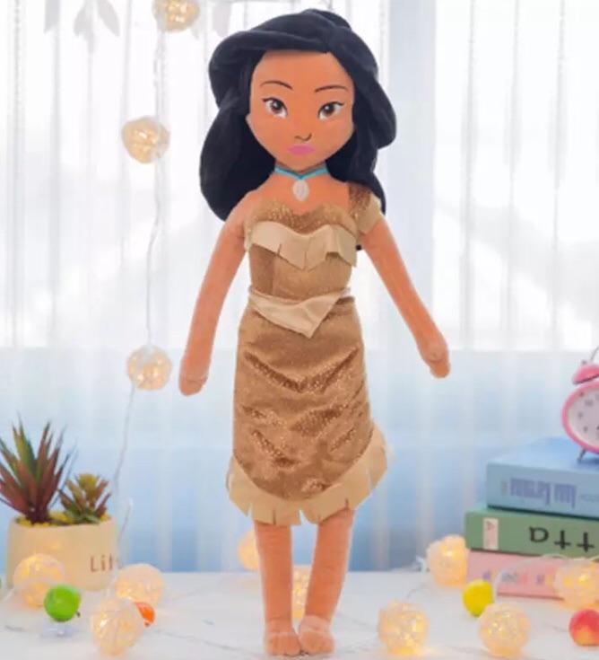 Кукла Покахонтас плюшевая 60 см
