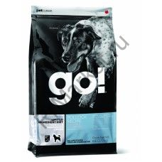 GO! NATURAL Holistic беззерновой для щенков и собак с треской для чувствительного пищеварения,