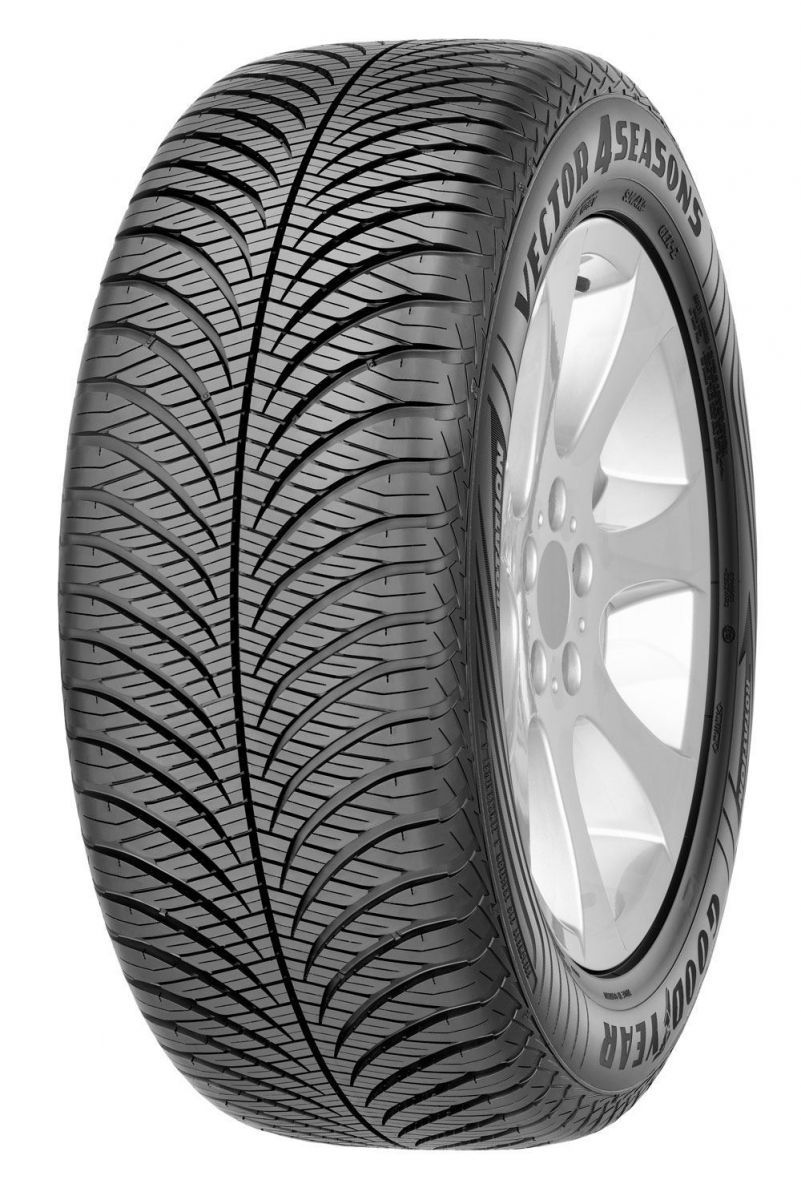 Goodyear 225/60/17  V 99 VEC 4SEASONS G2 SUV