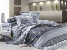 Комплект постельного белья Сатин SL  евро  Арт.31/342-SL
