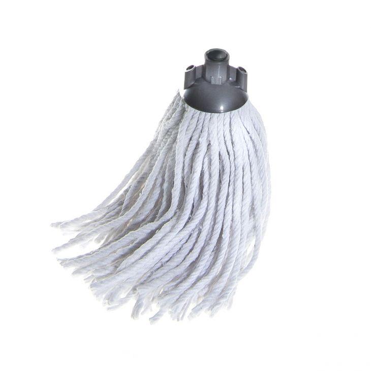 Насадка для веревочной швабры Home Queen длина 30 см 50490