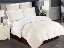 Комплект постельного белья Тенсель-жаккард  семейный  Арт.41/012-TJ