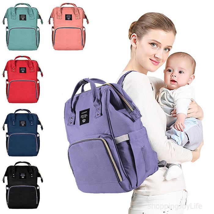 Сумка-Рюкзак Для Мамы Mummy Bag